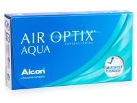 Air Optix Aqua (упаковка 3 штуки)