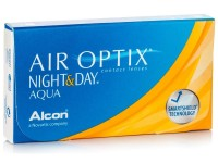 Air Optix Night & Day plus HydraGlyde