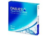Dailies AquaComfort Plus 90 шт.