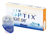 Акция Покупая упаковку - 3 контактные линзы Air Optix Night&Day Aqua  - Вы получаете еще 1 линзу такой же диоптрии.